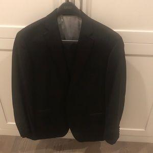 Men's Calvin Klein Black Tuxedo Size 42R